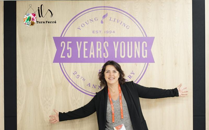 ¿Por qué usar aceites esenciales Young Living?